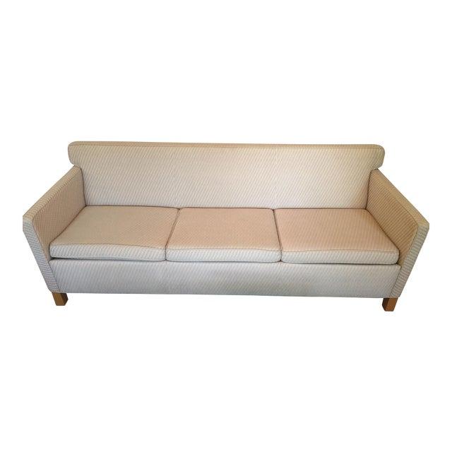 Knoll Krefeld 3-Cushion Sofa   Chairish