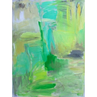 """Awakening"""" by Trixie Pitts Large Abstract Expressionist Oil Painting For Sale"""