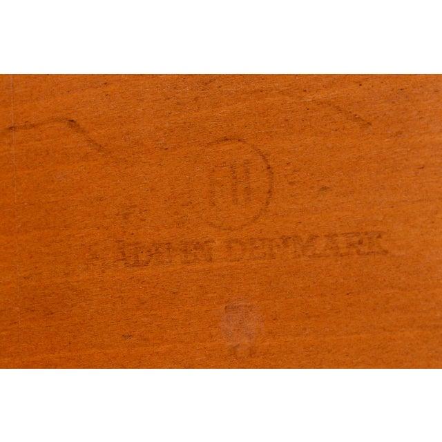 Fritz Hansen AX Chair by Peter Hvidt & Orla Mølgaard-Nielsen For Sale - Image 4 of 4