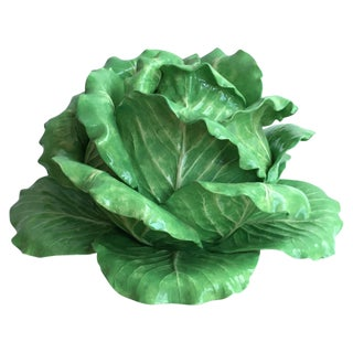 Dodie Thayer Cabbage Form Tureen For Sale