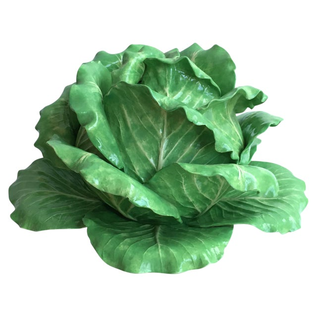 Dodie Thayer Cabbage Form Tureen - Image 1 of 6