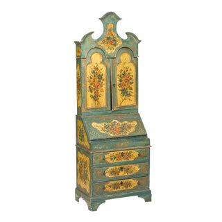 An Early 20th Century Venetian Secretary in the 18th Century Style For Sale