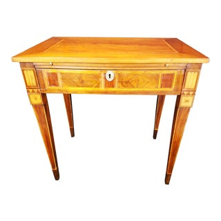 Tuscan Parquetry Writing Table