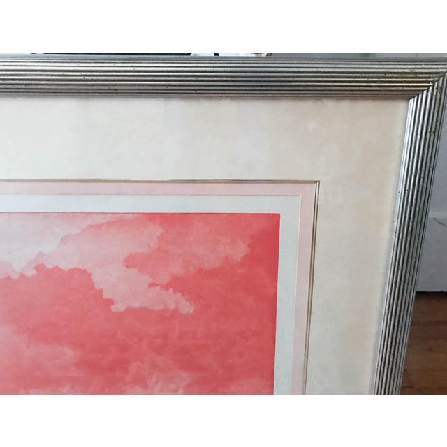 Mid Century Original Artwork by Listed Artist Alec Cowan, Laguna Channel For Sale - Image 4 of 9