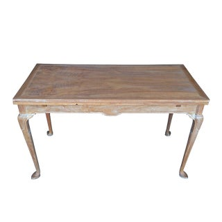Expandable Table or Desk in the Style of Grosfeld House For Sale
