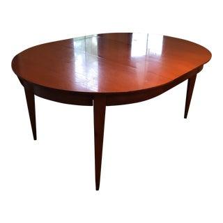 Swaim Maple Wood Dining Table