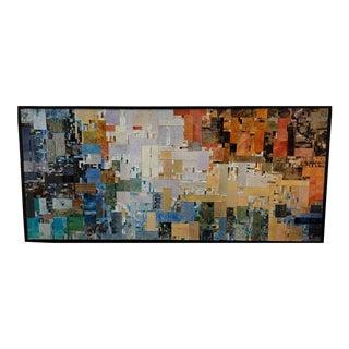 Mia Perdomo Hand-Made Art Glass Mosaic For Sale