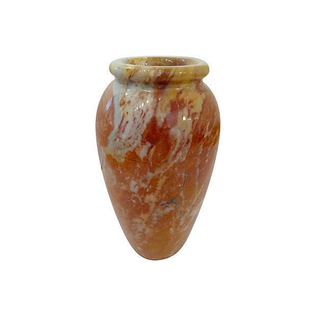 Onyx Stone Vase - Image 3 of 7