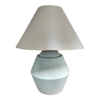 Vintage Raymor Mid-Century Modern Ceramic Table Lamp For Sale