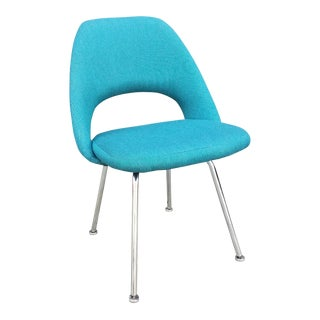 Eero Saarinen Armless Executive Chair For Sale