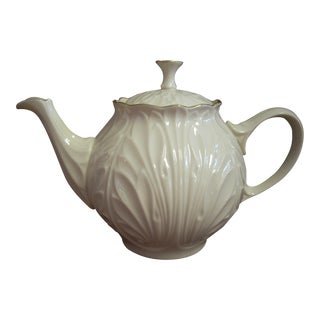 1970s Lenox Tea Pot For Sale