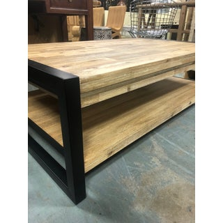 Acacia Wood Coffee Table Preview
