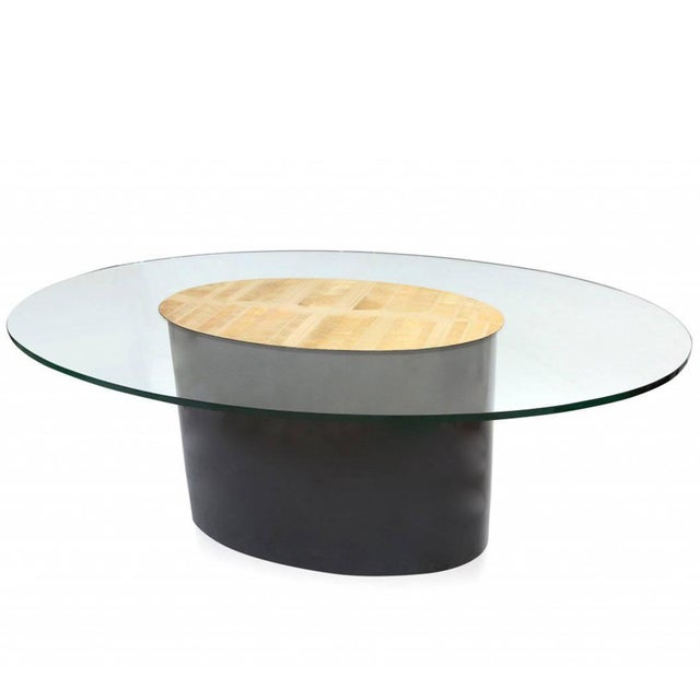 "Christian Krekels ""Escalade"" Dining Table For Sale - Image 9 of 9"