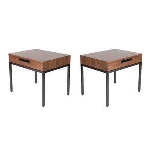 Pair of Griffith Night Tables For Sale