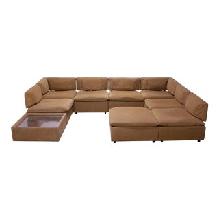 1970s Adrian Pearsall Modular Sectional Sofa for Craft Associates For Sale