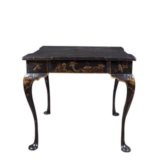 Chinoiserie Card Table