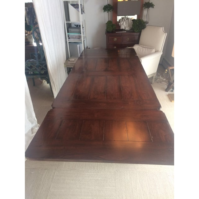 Bausman Extension Dining Table - Image 10 of 10