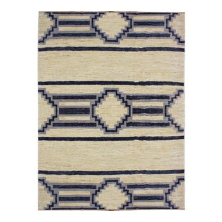 Handmade Navajo Design Rug For Sale