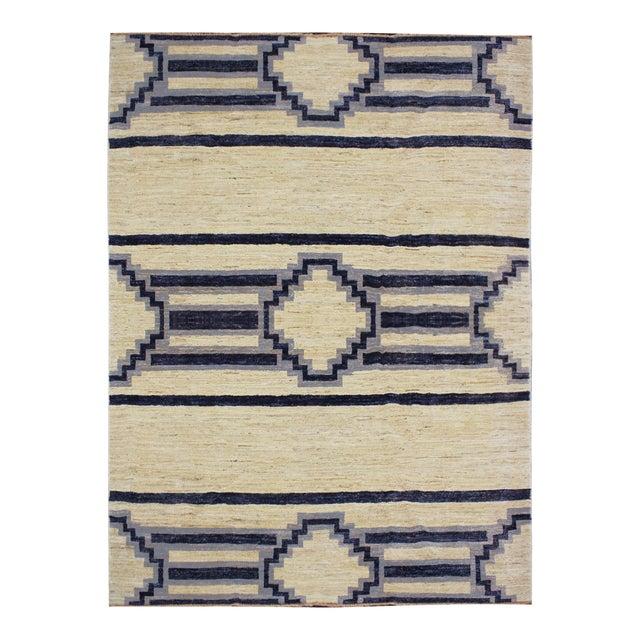Handmade Navajo Design Rug For Sale