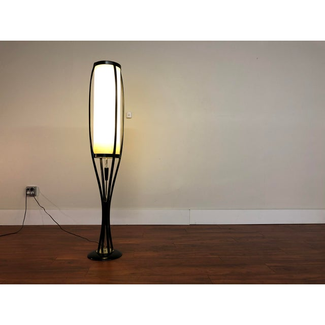 Modeline of California Sculptural Mid-Century Modern Floor Lamp For Sale - Image 13 of 13