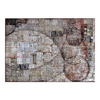 """""""Subsets 2"""" Original Artwork by David Jang For Sale"""