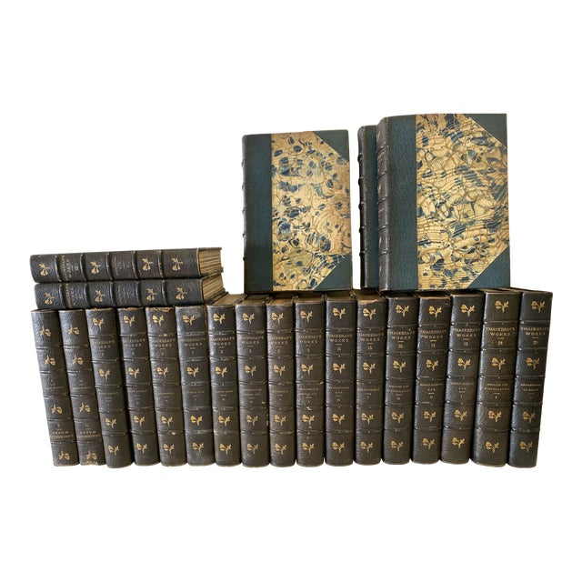 1930s Vintage Set of Books - Set of 22 For Sale