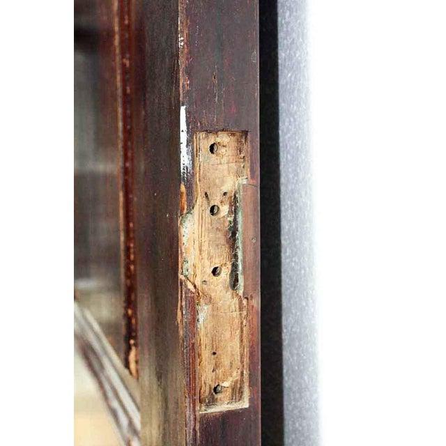 Antique Two Panel Wood Door - Image 3 of 5