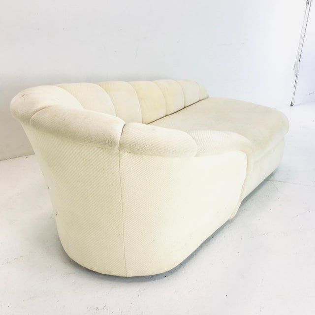 MCM Channel Chaise by Directional For Sale In Dallas - Image 6 of 12