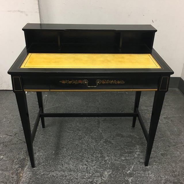 Vintage Secretary Desk & Chair - A Pair - Image 3 of 11