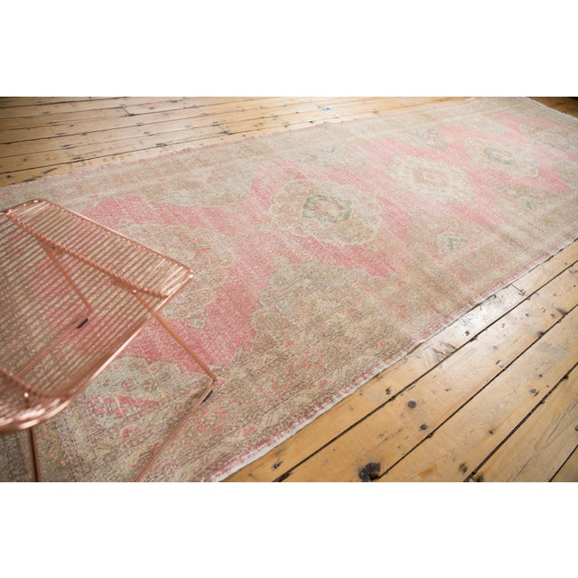 """Islamic Vintage Distressed Sparta Rug Runner - 5' x 14'9"""" For Sale - Image 3 of 13"""