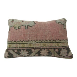 Vintage Handmade Pillow Cover For Sale