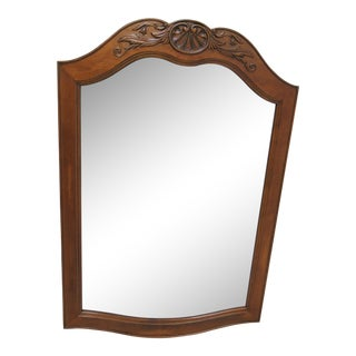 Ethan Allen Country French Carved Mirror For Sale