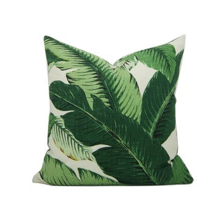 Swaying Palm Outdoor/Indoor Pillow Cover