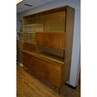 Paul McCobb Calvin Group Irwin Collection, Shelving Storage Cabinet, Circa 1960 Preview