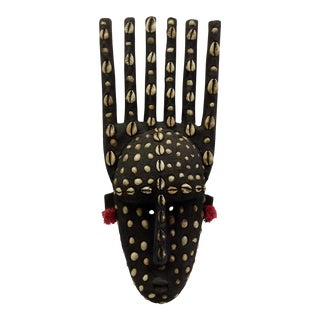 African Tribal Art Bamana Mask From Mali