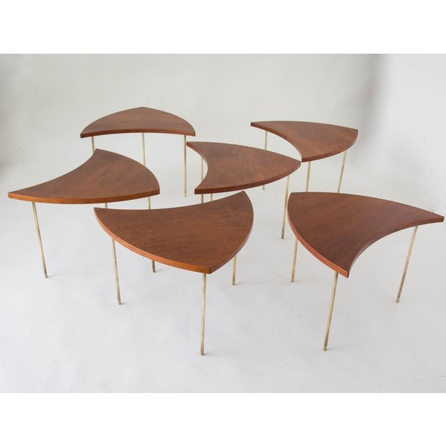 Peter Hvidt and Orla Mølgaard-Nielsen Modular Coffee Table For Sale - Image 5 of 10
