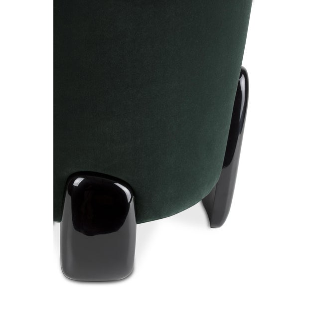 Noaki Stool From Covet Paris For Sale - Image 6 of 8