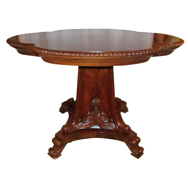 Maitland-Smith Clover Center Table - Image 1 of 7