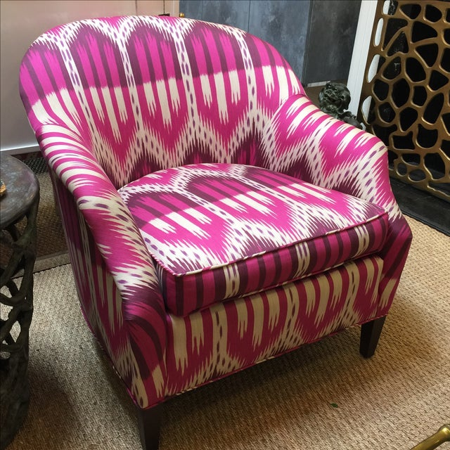 Schumacher Chairs - A Pair - Image 3 of 5