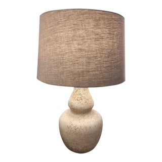 Beige Modern Lamp For Sale