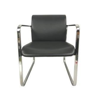 Peter Protzman for Herman Miller Slate Gray & Chrome Frame Chair Preview