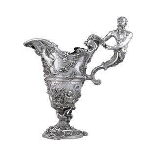 Victoria & Albert Museum Ewer by Elkington & Co.
