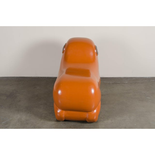 2010s Frog Seat - Mila Lacquer by Robert Kuo For Sale - Image 5 of 8