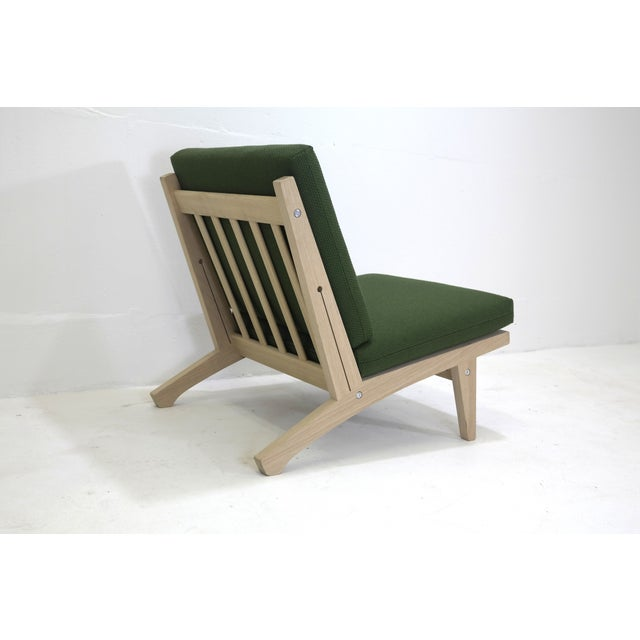 Hans Wegner Mid-Century Modern Chair GE-370 - Image 7 of 11