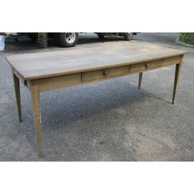 Swedish Farm Table, Former Work Table - Image 2 of 6