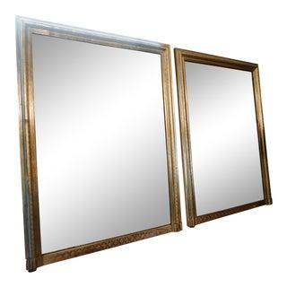 Pair Louis Philippe Mirrors