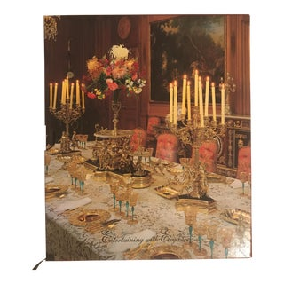 Entertaining With Elegance Planning & Record Book