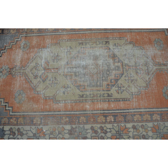 Anatolian Vintage Turkish Rug - 3′10″ × 6′9″ For Sale - Image 5 of 6