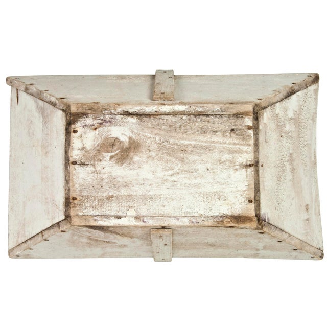 Vintage French Wood Garden Trug - Image 6 of 6