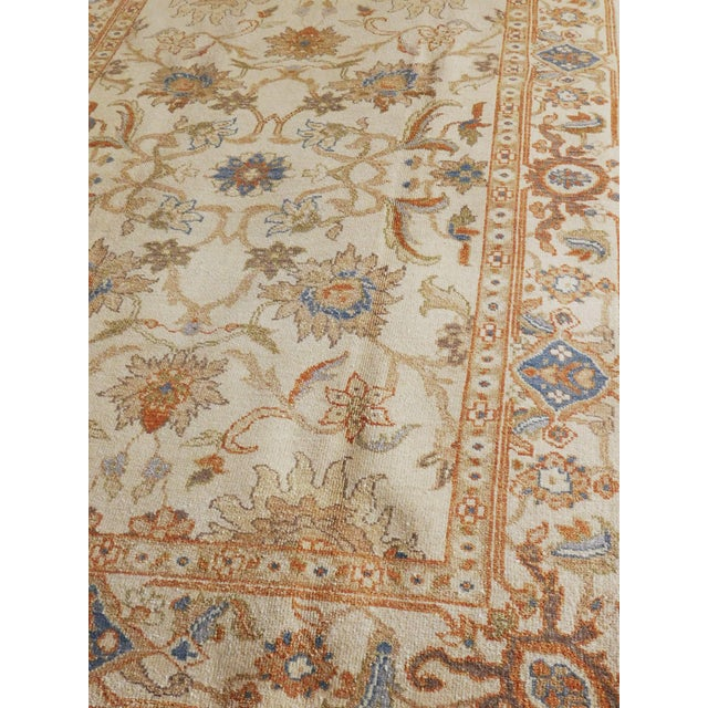 Hand Knotted Chinese Ziegler Rug - 4′ × 6′ For Sale In Los Angeles - Image 6 of 10